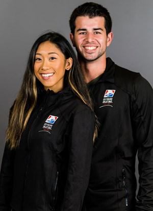 Jessica and Brian