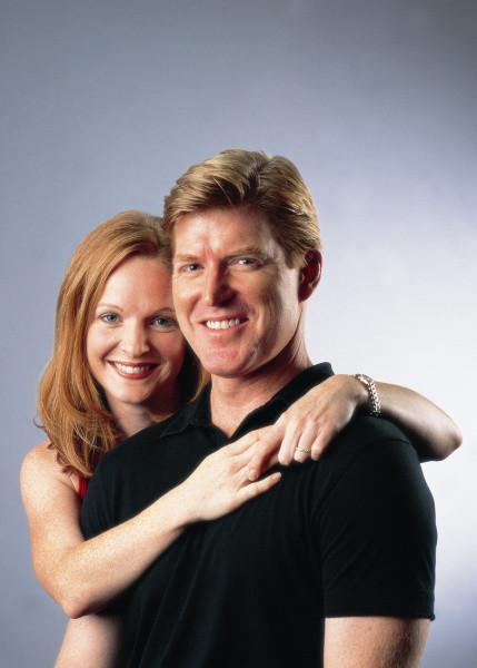 Todd Sand & Jenni Meno