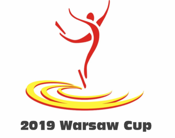 Gold Medal Win for Calalang-Johnson! Cup of Warsaw, Poland 2019