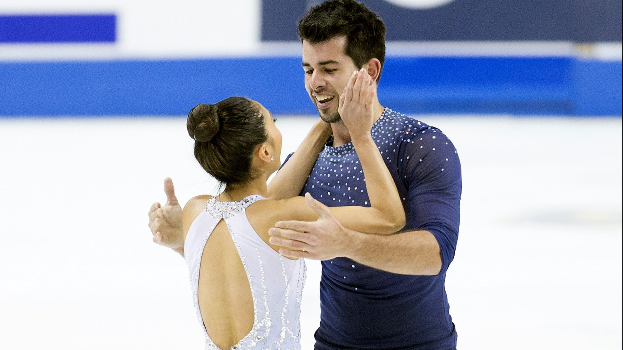 Jessica Calalang, Brian Johnson produce the pairs' moment of figure skating nationals