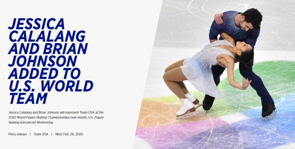 Calalang Johnson Added To US World Team.JPG