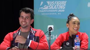 2020 Championship Pairs Free – Press Conference