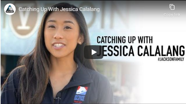 Catching Up With Jessica Calalang
